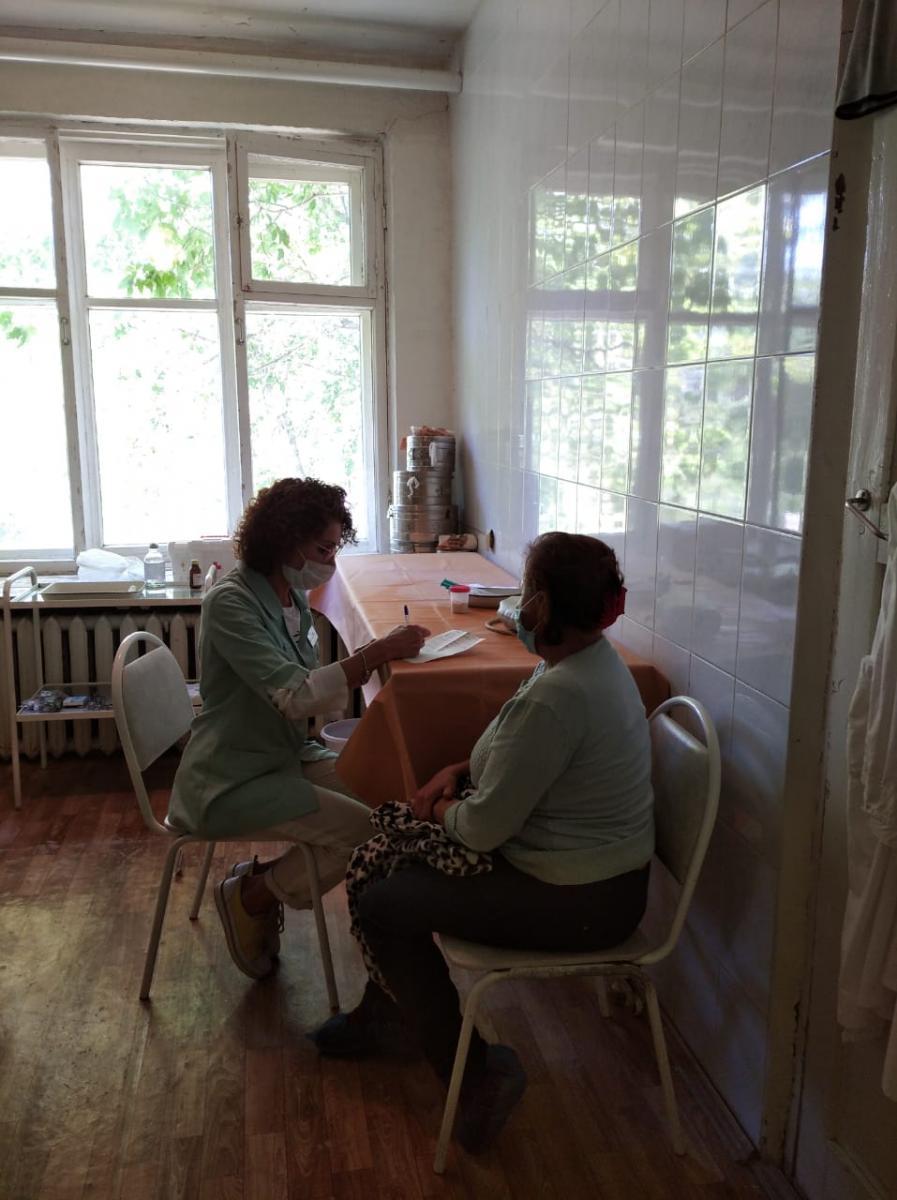 21 августа специалисты Ульяновской областной клинической наркологической больницы приняли участие в работе областного поезда здоровья «От рождения до успешного старения»
